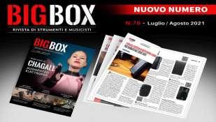 Big Box: gli strumenti musicali adatti a te